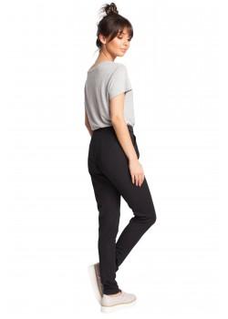 Елегантен панталон в черен цвят B011