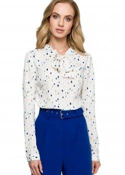 Елегантна блуза S129