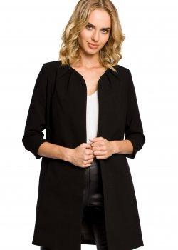 Елегантно сако в черен цвят M193