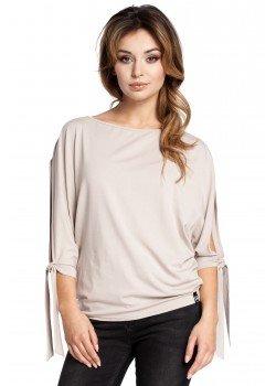 Ежедневна блуза в бежов цвят B036