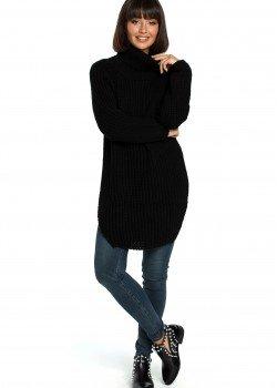 Поло в черен цвят BK005