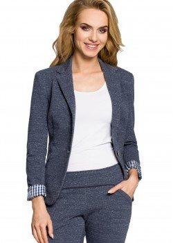 Спортно-елегантно сако в тъмносин цвят M197