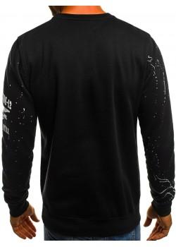 Блуза в черен цвят