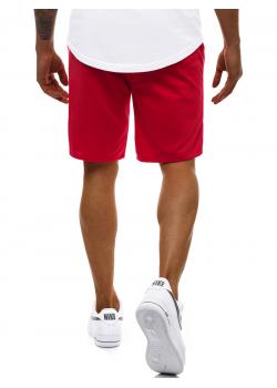 Къси панталони в червен цвят J. Style