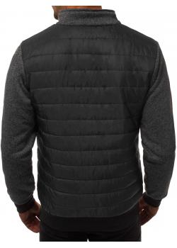 Пролетно-есенно яке в черно J. Style