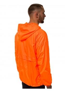 Пролетно-есенно яке в неоново оранжев цвят