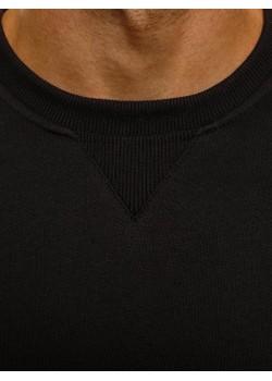 Изчистена блуза в черен цвят