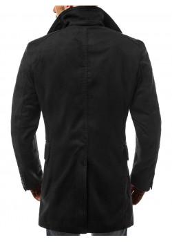 Палто в черен цвят J.Boyz