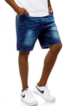 Дънкови панталони в син цвят J. Style