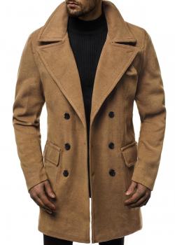 Палто в бежов цвят J.Boyz