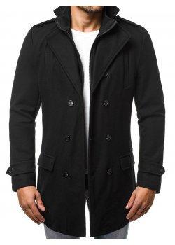 Палто в черен цвят