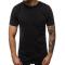 Тениска в черен цвят с джоб